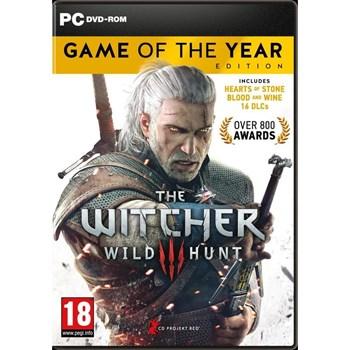 Joc CD Projekt THE WITCHER 3 WILD HUNT GOTY EDITION pentru PC