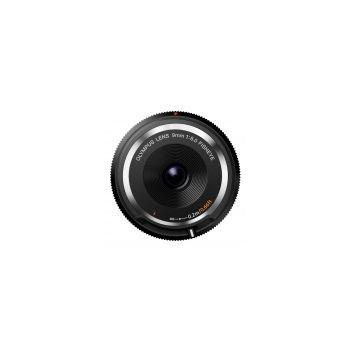 Obiectiv foto Olympus 9mm 1 8.0 fisheye BCL-0980 Negru v325040bw000