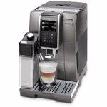 Espressor automat Delonghi ECAM370.95.T Dinamica Plus, Bluetooth, Spumare, Curatare Automata, Titanium