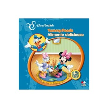 Yummy Food. Alimente delicioase - My First Words in English