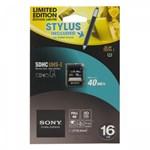 Card de memorie SONY SF16U, SDHC, 16GB, 90MB/s, clasa 10 UHS-I