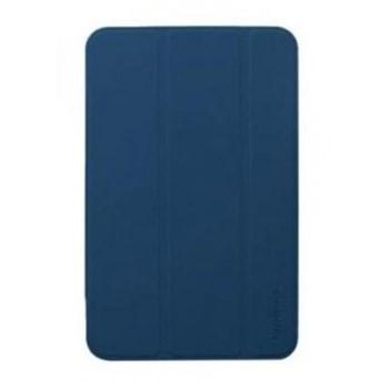 Husa tableta Lenovo A3500L (A7-50) Folio Case cu folie ecran inclusa, Albastru Inchis