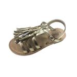 Incaltaminte / Sandale in curele si detaliu cu inchidere in catarama, Minoti Shoe