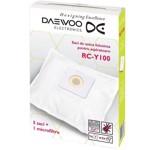 Kit DAEWOO RC-Y100: 5 saci aspirator + 1 microfiltru