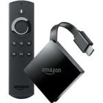 Tv Box Amazon Fire TV 3 Alexa Voice Remote 4K UltraHD HDR pni-amfrtv3