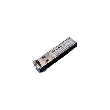 TP-LINK Modul SFP WDM Bi-Directional, LC, TX:1550nm/RX:1310nm, single-mode, 10 Km