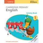 Cambridge Primary English Activity Book Stage 1 Activity Book (Cambridge Primary English)