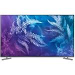 Televizor LED Samsung Smart TV QLED 65Q6F Seria Q6F 163cm argintiu-gri 4K UHD HDR