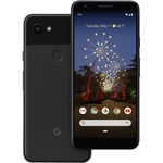 Google Pixel 3A Just Black 64GB, GA00747-UK
