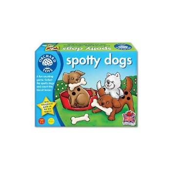 Spotty Dogs. Catelusi patati