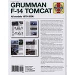 Grumman F-14 Tomcat, editura Haynes Manuals