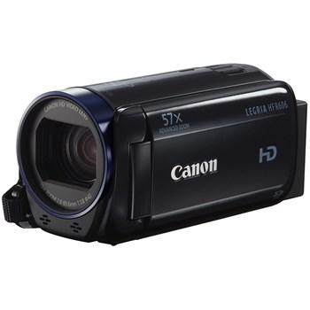 Camera video Canon HF R606, Full HD, Negru