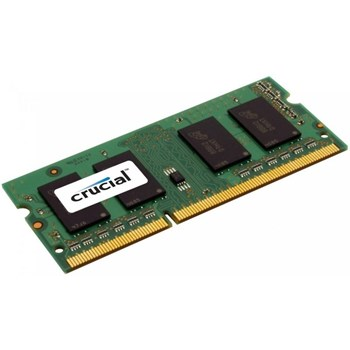 Memorie Laptop Crucial 8GB DDR3 1866MHz CL13 LV ct102464bf186d