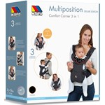 Marsupiu Molto Multipositions Comfort 3 in 1
