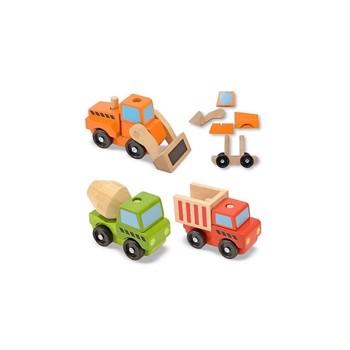 Vehicule utilitare pentru constructii