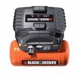 Compresor Black & Decker BD 55/6, 6 l, 0.5 CP, 8 Bar