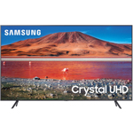 "LED TV SAMSUNG 70"" UE70TU7172UXXH ULTRA HD 4K SMART BLACK"