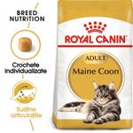 Hrana uscata pentru pisici Royal Canin, Maine Coon, 4Kg