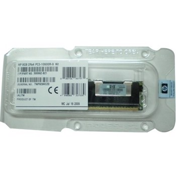 HP 8GB 2Rx4 PC3-10600R-9 Kit