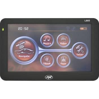 Sistem de Navigatie GPS PNI L805 5 inch Negru pni-l805