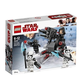 LEGO® Star Wars™ CONF Battle Pack Ep8 White planet troopers 75197