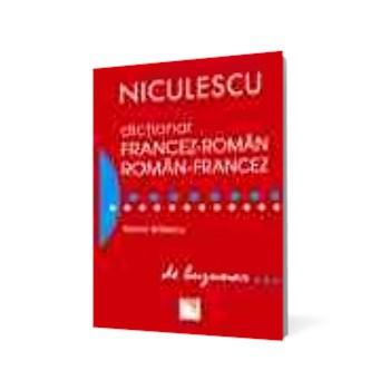 Dicţionar francez-roman / roman-francez (editie de buzunar)