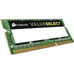 Memorie laptop Corsair Memorie RAM Value Select, DDR3, 4GB, 1333MHz, CL9, 1.35V