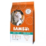 Iams Adult Cat Hairball Control, 2.550 kg