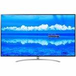 Televizor LED LG 65SM9800PLA, 163 cm, 4K SUHD, Smart TV, Wi-Fi, Bluetooth, CI+, Tehnologie NanoCell, Dolby Atmos, Clasa energetica A, Negru