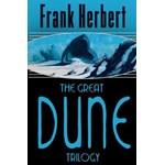 The Great Dune Trilogy: Dune, Dune Messiah, Children of Dune (DUNE)