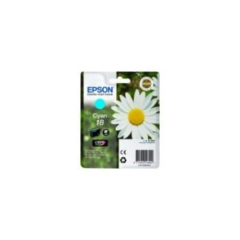 Epson Singlepack Cyan 18 Claria Home Ink 3,3ml