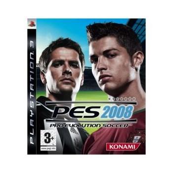 Joc Konami Pro Evolution Soccer 2008 pentru PlayStation 3