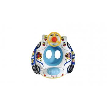Barcuta gonflabila cu volan si claxon pentru bebelusi (6 voturi ) 5 stele (6 voturi) 100% Complet