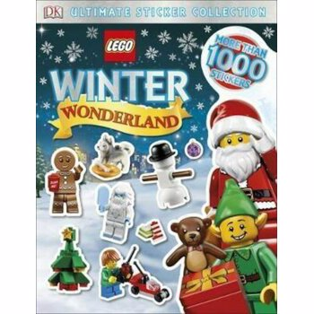 LEGO Winter Wonderland Ultimate Sticker Collection