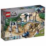LEGO Jurassic World - Triceratops dezlantuit 75937