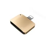 Adaptor Lightning la Dual Port Lightning Mcdodo Compact Gold