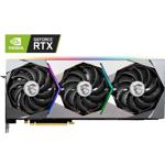 Placa video MSI GeForce RTX 3080 SUPRIM X 10GB GDDR6X 320-bit RTX 3080 SUPRIM X 10G