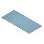Placa gips-carton Nida Acustic, grosime 12.5 mm, 1200 x 2600 mm