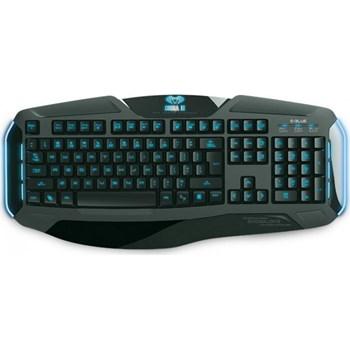 Tastatura E-Blue Cobra II Advanced Gaming iluminare LED ekm705bk