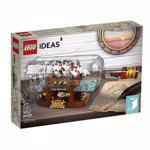 LEGO Ideas - Vapor in sticla 92177