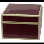 Cutie pentru cadou XS - Burgundy