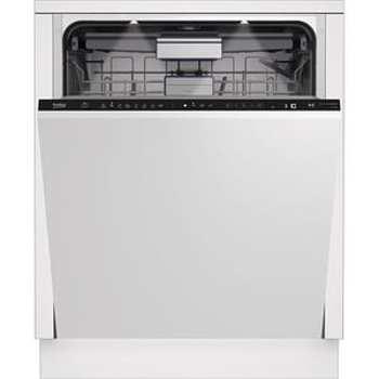 Masina de spalat vase incorporabila Beko BDIN38531D, 15 seturi, 8 programe, Hygiene Intense, Motor ProSmart™Inverter, 60 cm