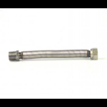 RACORD APA INOX FLEXIBIL-EXTENSIBIL PN.11 DN.15 1\/2Mx1\/2F, L.250-520mm