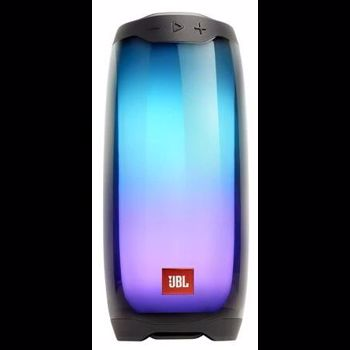 Boxa portabila JBL Pulse 4, 360 LED, PartyBoost, Bluetooth, Negru