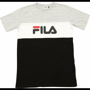Fila Classic Day Colorblock T-Shirt Culoarea Black