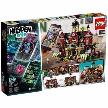 LEGO® Hidden Side / LEGO® Hidden Side™ - Liceul bantuit Newbury (70425)