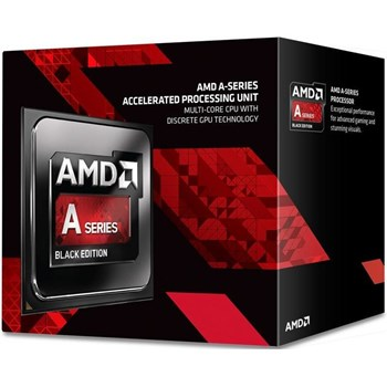 Procesor AMD Kaveri Refresh, A10-7870K, 3.9GHz, Socket FM2+, box, Black Edition