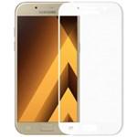Folie Meleovo Sticla Full Cover Samsung Galaxy A5 2017 White 2.5D 9H oleophobic mlvdgda520wh