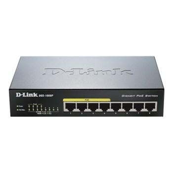 Switch D-Link DGS-1008P