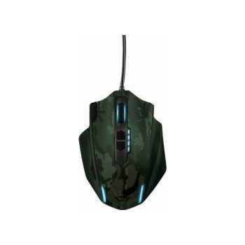 Mouse gaming Trust GXT 155C Verde Camouflage 20853